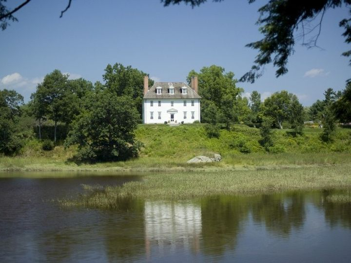 Tmx 1365605564264 Mansion From The River South Berwick wedding venue