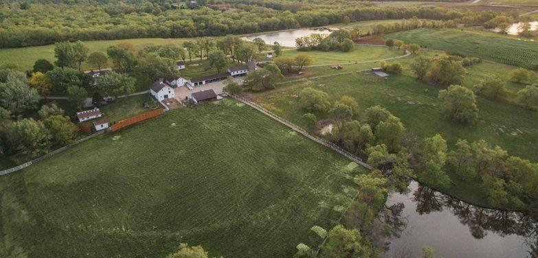 31 acres of venue