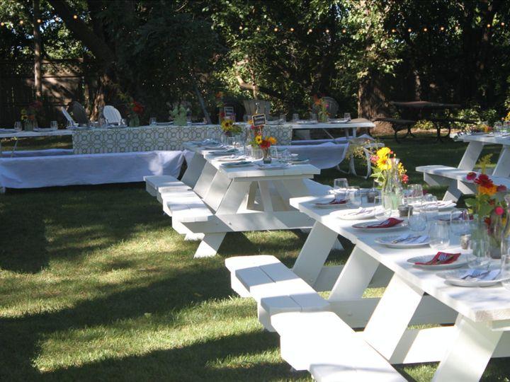 Tmx Picnic Tables Main Campus 51 1024913 159579935813980 Kansas City, MO wedding venue