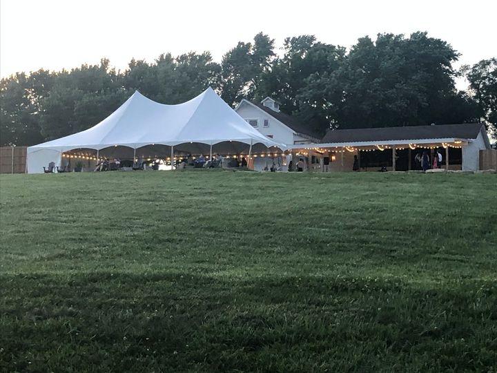 Tmx Social Distancing Tent W Lights 51 1024913 159580029240520 Kansas City, MO wedding venue