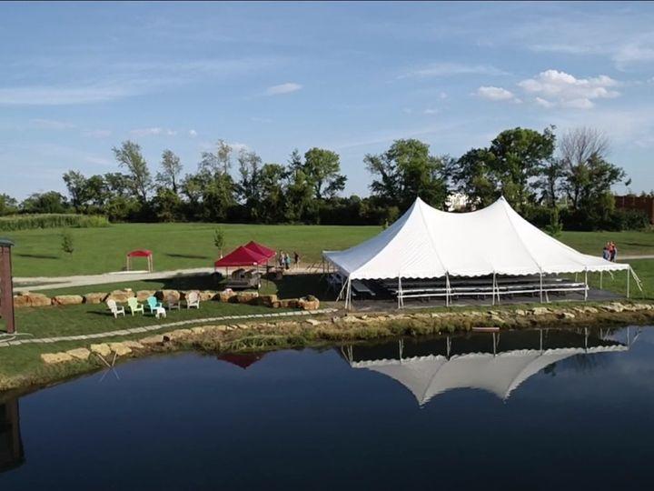 Tmx Tent By Lake 51 1024913 159579894096928 Kansas City, MO wedding venue