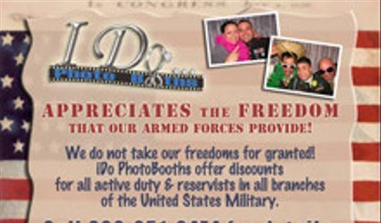 I Do Photo Booths 1