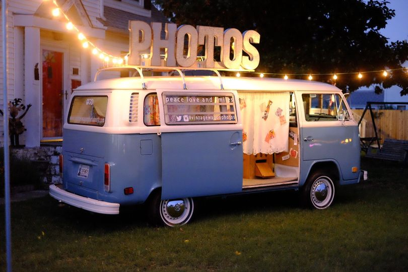 Vintage Wagon Photo Booth