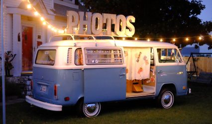 Vintage Wagon PhotoBooth