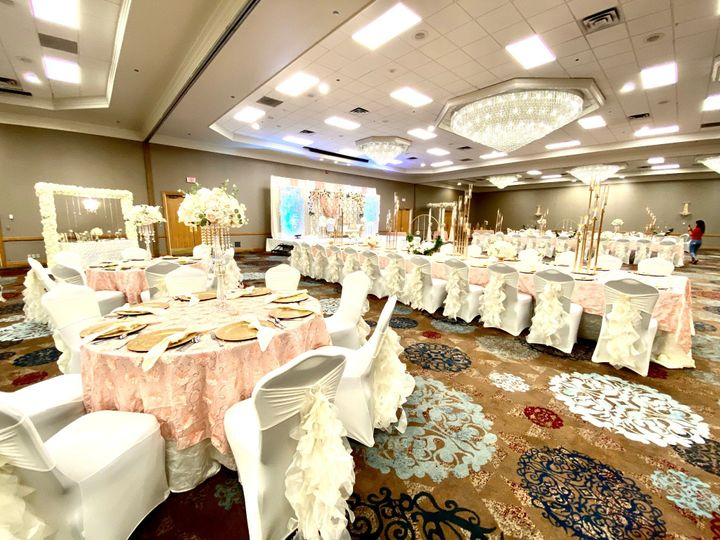 Florida Hotel Reception