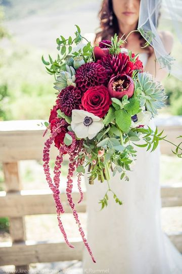 passion flowers design weddings santa barbara el c