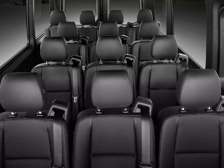 Tmx Mercedes Van Interior Layout 51 1046913 Miami, FL wedding transportation