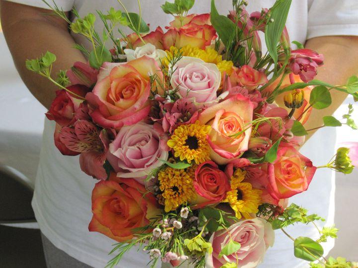 Spring fling bride