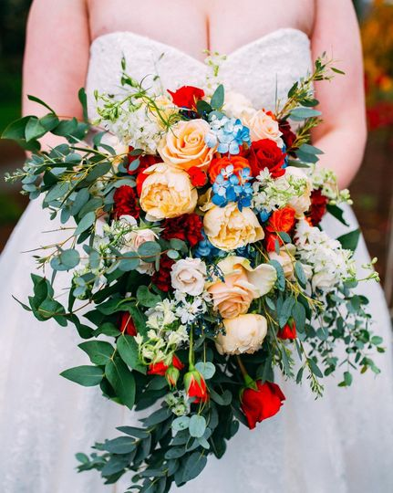 Bright & Bold Flowers!