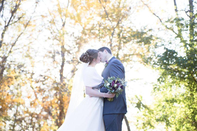 Kimberly and Jacob Newly Weds