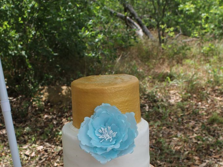 Tmx 065 51 540023 San Antonio, TX wedding cake