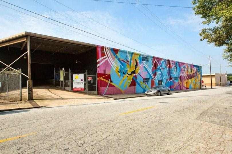 Outlook of Westside Cultural Arts Center