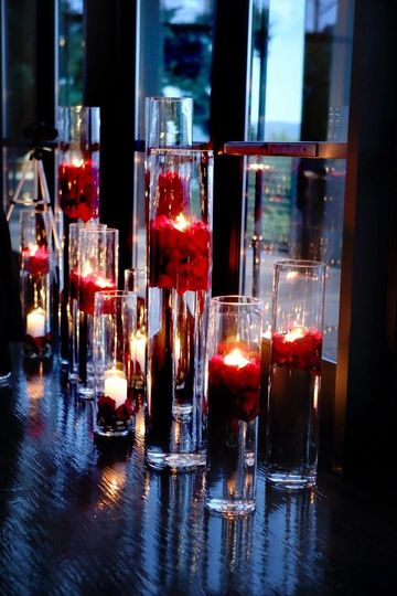 Sweet candles