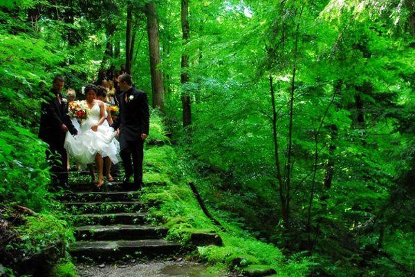 Tmx 1329675416606 Anatoliphotograffiweddingpartydescendingstairs Syracuse, New York wedding photography