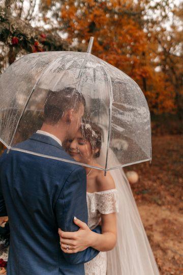 Rainy day love - Love and Logic Photo