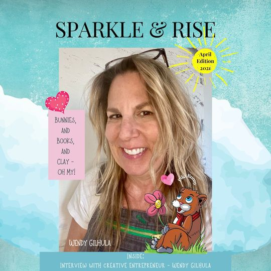 Cover of Sparkle & Rise