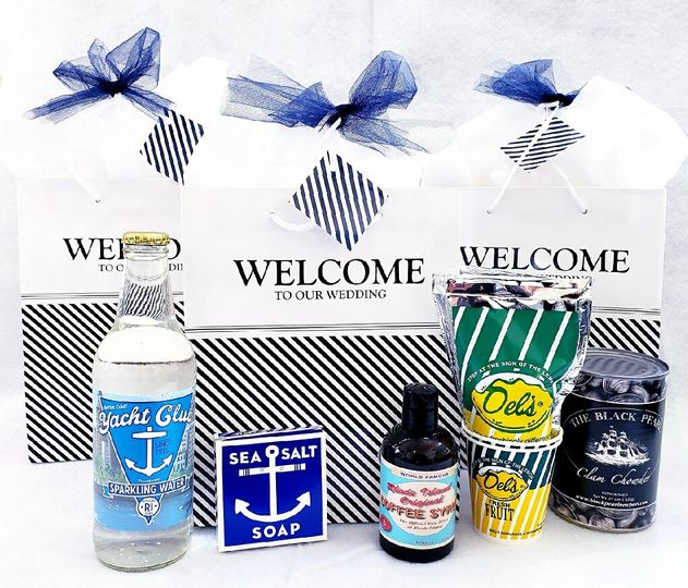 Hospitality/Hotel Welcome Bags