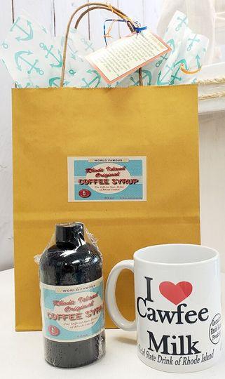 RI Coffee Syrup Gift Set