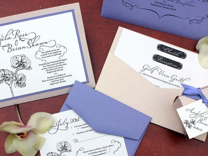 Tmx 1338999330173 AngelaNEWCC New City wedding invitation
