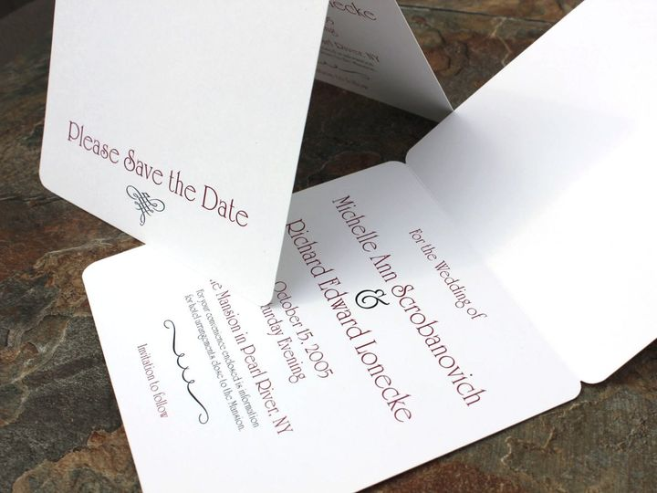 Tmx 1338999372110 IMG3590CC New City wedding invitation