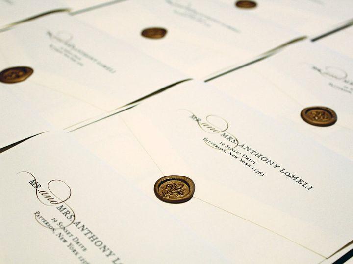 Tmx 1338999380102 IMG4238CC New City wedding invitation