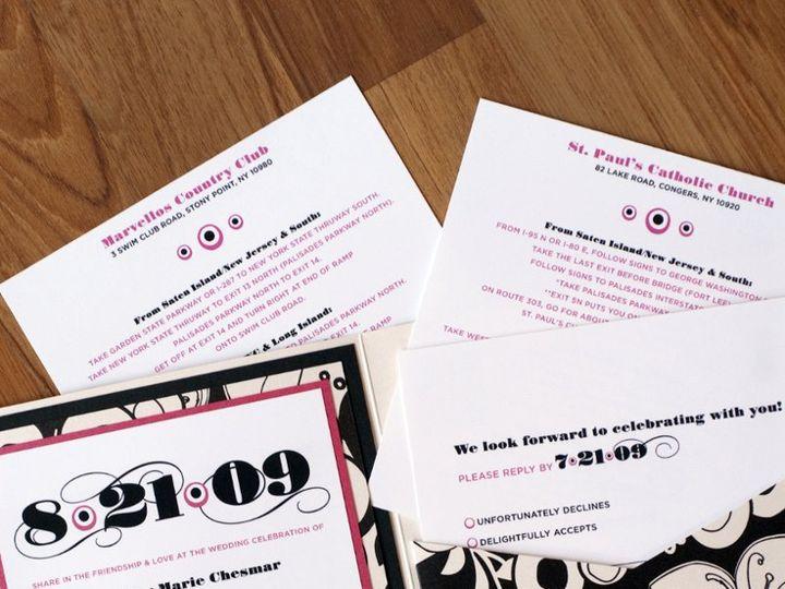 Tmx 1338999475042 Kathie2ndShoot057 New City wedding invitation