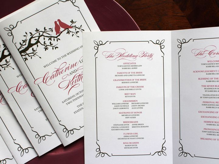 Tmx 1369520472295 Ckprogramimg1709cc New City wedding invitation