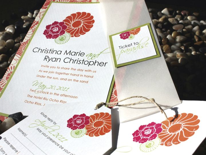 Tmx 1369520480471 Crimg1561ccrgb New City wedding invitation