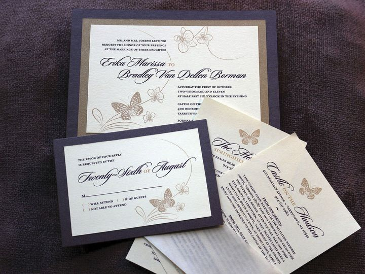 Tmx 1369520488282 Eb3ccrgb New City wedding invitation
