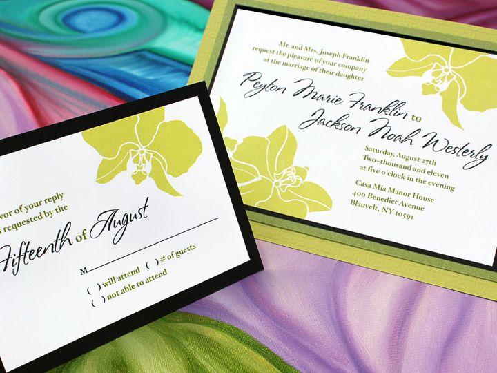 Tmx 1369520505818 Img3534cc New City wedding invitation