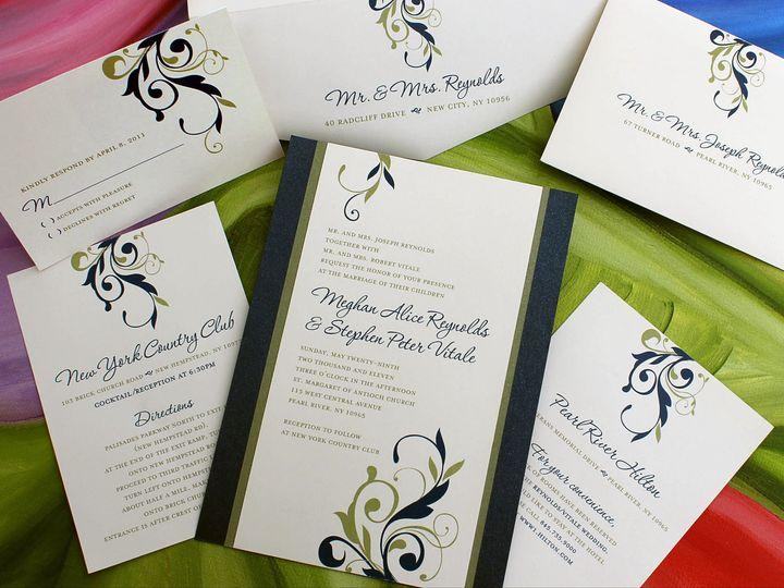 Tmx 1369520515396 Img3629cc New City wedding invitation