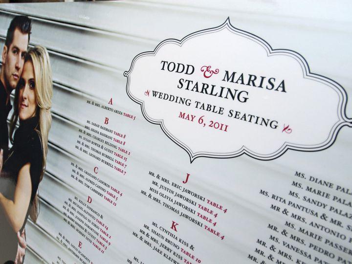 Tmx 1369520612357 Toddmarissaseating1ccrgb New City wedding invitation