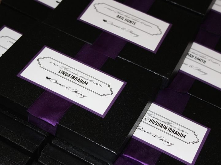 Tmx 1418762807029 Bonnies Boxes New City wedding invitation