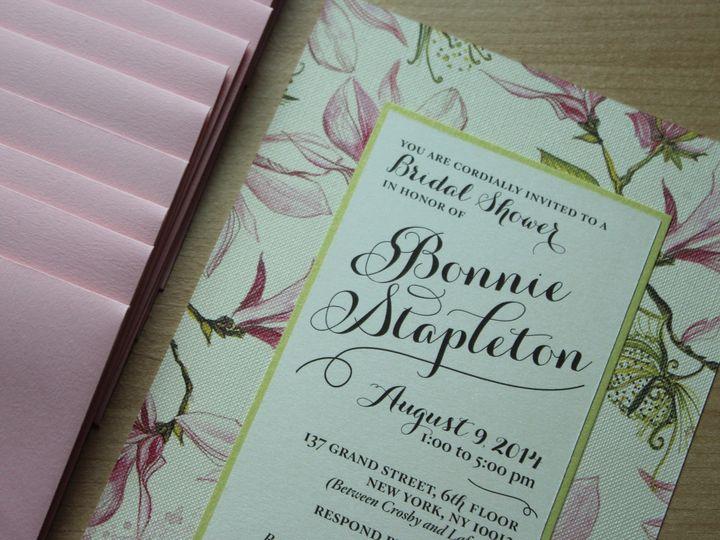 Tmx 1421885428939 Img9617 New City wedding invitation