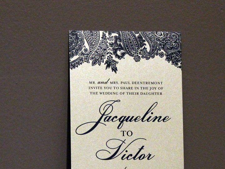 Tmx 1421885453465 Jvweddinginvite2cc New City wedding invitation