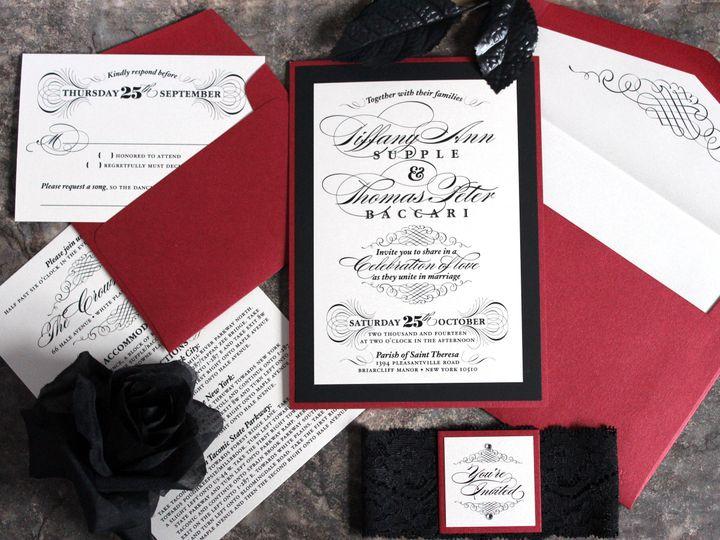 Tmx 1421885483709 Tt Cc New City wedding invitation
