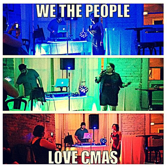 we the people love cmas