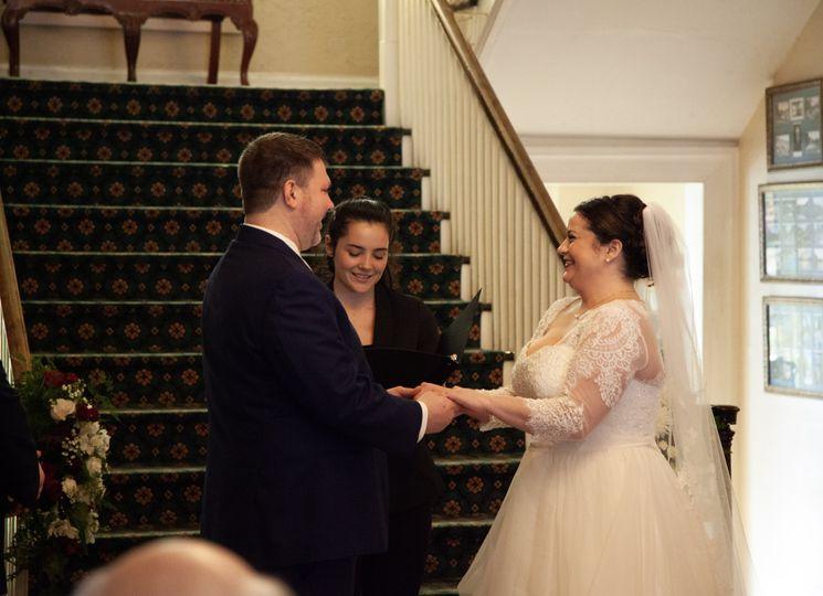 Lake Lure Inn wedding