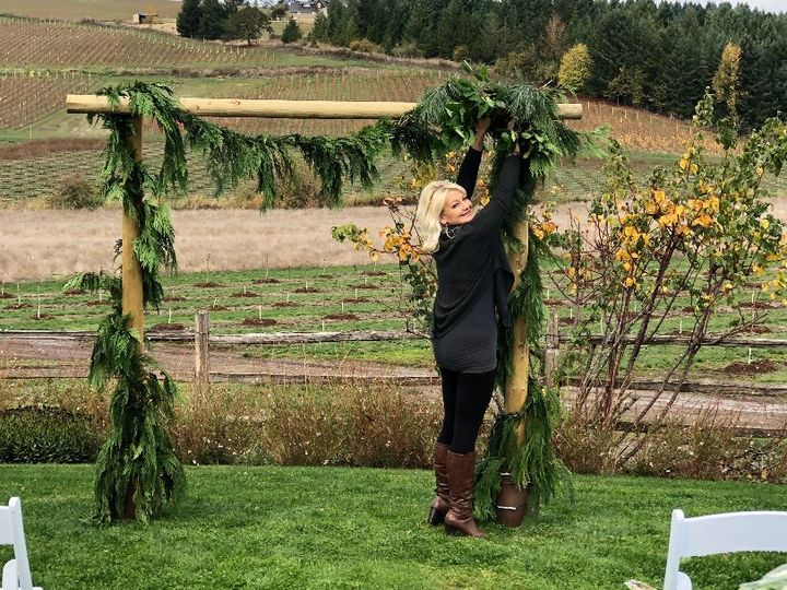 Tmx Cindy At Laurel Ridge Winery 51 1034023 Oregon City, Oregon wedding rental