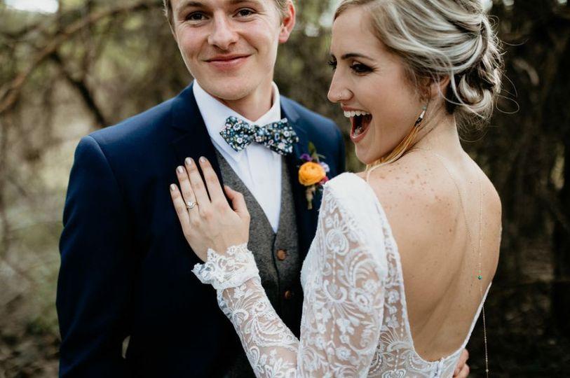 Happy couple | Cami Bradley Photography