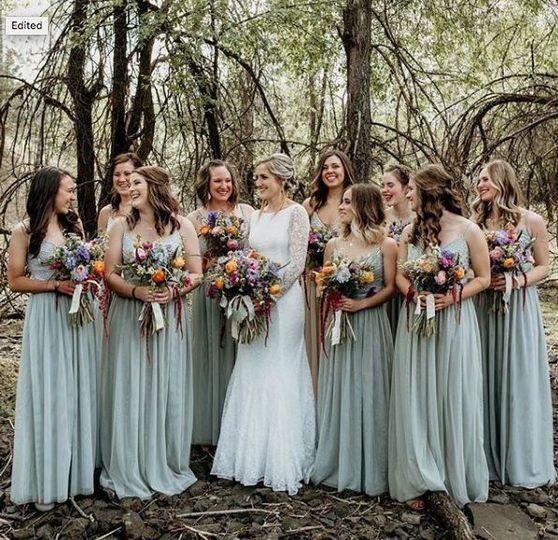 Bridal party | Cami Bradley Photography
