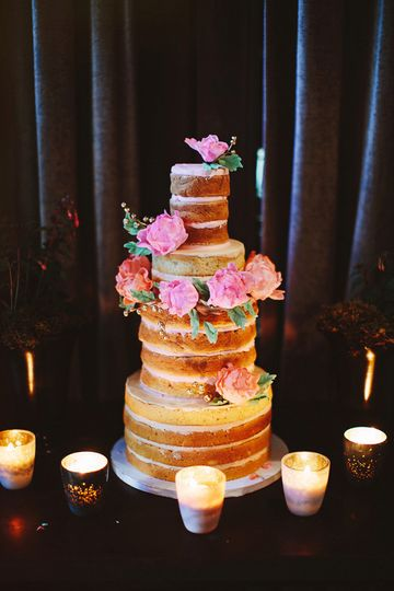 brooklyn wedding with breathtaking floral design 0