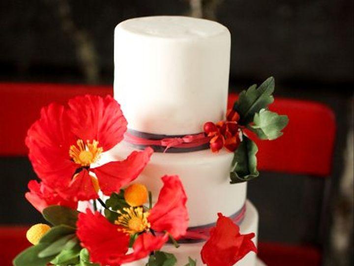 Tmx 1308264733880 130IMG2977JenHuang Brooklyn wedding cake