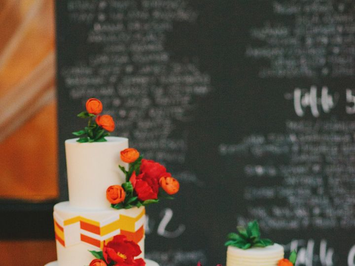 Tmx 1421275162629 Mgae 245 Brooklyn wedding cake