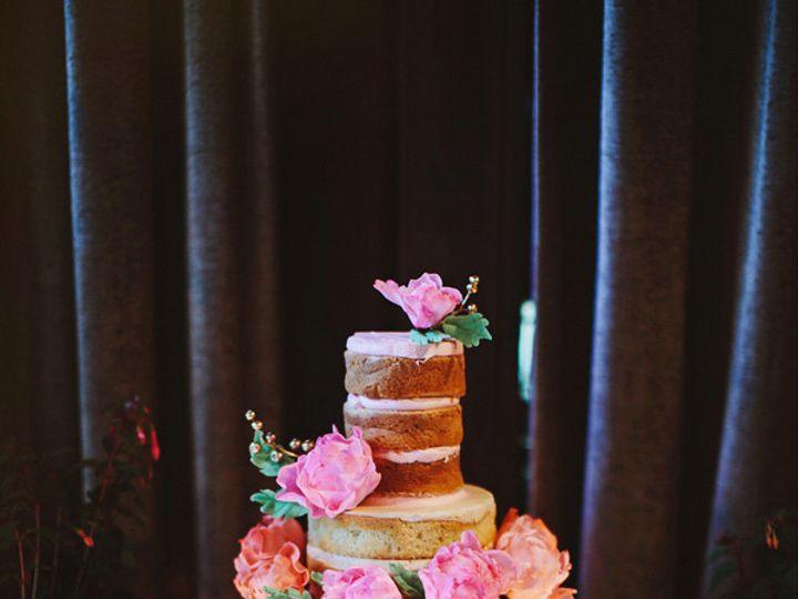Tmx 1421275207702 Brooklyn Wedding With Breathtaking Floral Design 0 Brooklyn wedding cake