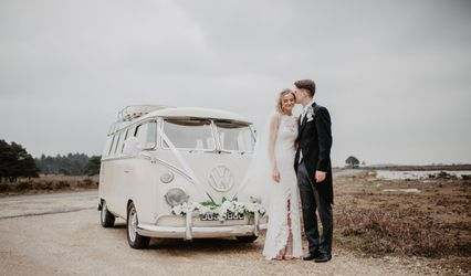 VW Classic Wedding Cars