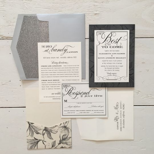 Pocketcard Invitation
