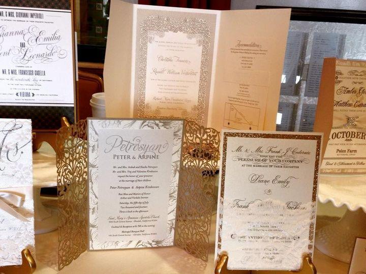 Tmx 1463080513501 1092344910433739090246737112081091099534672n Clovis, CA wedding invitation