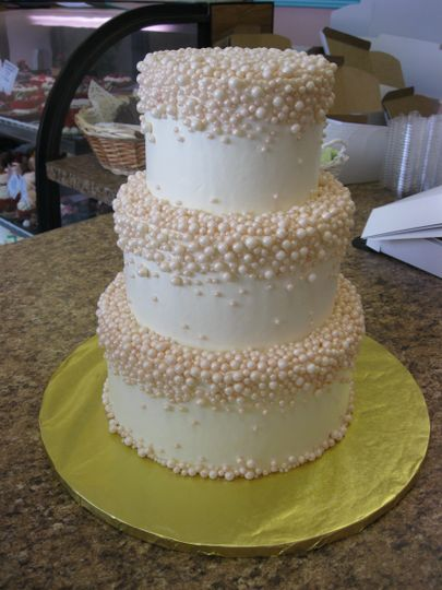 decadent designs bakery wedding cake charlotte nc weddingwire. Black Bedroom Furniture Sets. Home Design Ideas