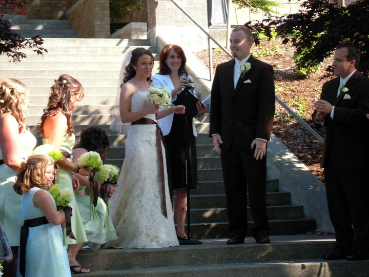 Tmx 1373349494810 Jake  Bobbie  Bellevue, WA wedding officiant